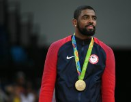 Kyrie Irving's HS coach REALLY wants Knicks to trade for him