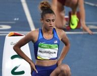 Sydney McLaughlin, Olympian and ALL-USA track and field athlete of the year, commits to Kentucky