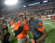 Ice Harris is back at Miami's Booker T. Washington and has eyes on national title