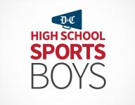 High school boys results, Sept. 27