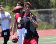 VIDEO: Brevin White, top 10 QB in 2018, shows passing touch and more