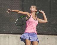 Prep tennis: Fantastic freshmen making waves in Region 9