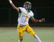 High school football midseason stock report