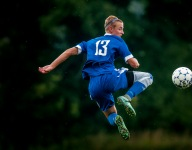 Cros-Lex boys soccer blanks Capac