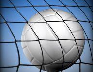 Stuart Hall volleyball tops Mount Carmel in three