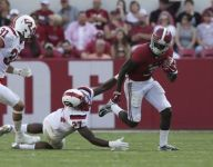 Calvin Ridley was as good as you would think he was in high school 7-on-7 action