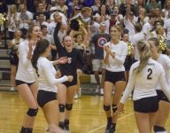 Prep volleyball: Second set comeback helps Desert Hills sweep Dixie in Region 9 opener