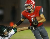Desert Mirage football loses, but gains a moral victory
