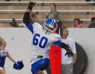 Prep football: Dixie defeats Pine View 38-7, makes big statement in region opener