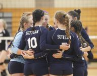 Volleyball: Scoreboard for Tuesday, Sept. 27
