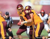 CMU's Cooper Rush repeats as MAC West player of week
