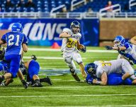 What it's like to block for P-W's state-record rusher Jared Smith