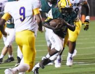 Shreve plays small McCall to win