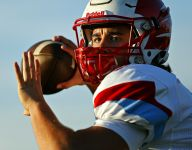 Huston passes for 401 yards in one half, Glendale out-passes Parkview