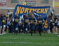 Northern's defense shines in homecoming win