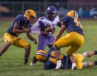 No. 9 Portage Central stops Lakeview in OT, 10-7