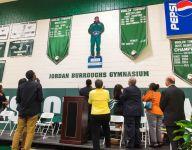 Olympian Jordan Burroughs gets gym at high school alma mater named in his honor