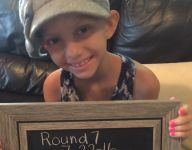 One year later, 9-year-old Cali is still fighting brain cancer