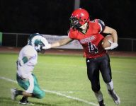 Winner of Enquirer Football Player of the Week is...?
