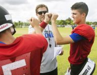 Quarterback-happy offense working for Baker's Toby Noland