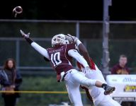 Leone, Rolfe lead Scarsdale in rout of North Rockland
