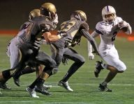 Romeo Holden puts the moves on Clarkstown South