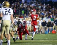 HS football: Fishers pulls off surprise, upsets No. 3 Cathedral