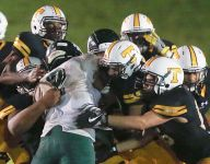 Hornets have monumental victory under the lights