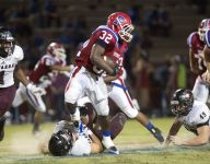 Navarre pulls out trick plays to outlast Pace