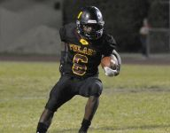 Football: Harris pledges to Washington State