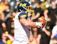 Cincinnati's Archbishop Moeller churning out Division I tight end prospects