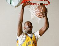 Kevin Garnett was so good in high school he was named Player of Year in two states