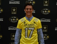 No. 1 tight end Colby Parkinson keeps tradition alive at Army All-American Bowl