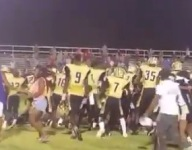 VIDEO: Postgame brawl in Alabama follows timeouts in final minute of lopsided game