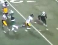 VIDEO: Oklahoma commit Jalen Reagor turns 11-yard loss into 73-yard TD