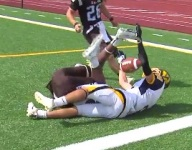 VIDEO: Jonathan Ecker's catch for Upstate NY's Wayne Central was unreal