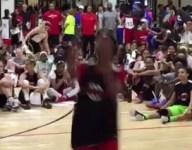 VIDEO: Alabama girls basketball player Daja Woodard dunks with ease