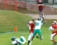 VIDEO: Wild Hail Mary ends JV football game in Kentucky