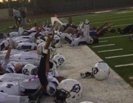 Colin Kaepernick kneels with Oakland high school team as it stages die-in protest