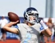 Another McCaffrey scores: Luke goes 97 yards on kickoff return for Valor Christian (Colo.)