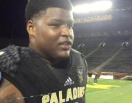Paramus Catholic DL Corey Bolds on connection with U-M