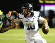Gulf Breeze ends drought against CHS