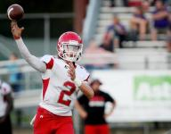 Erwin (N.C.) QB Damien Ferguson throws for 665 yards, just misses state record