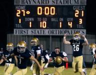 Delaware high school football schedules
