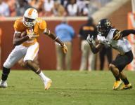 Tennessee Vols' Jauan Jennings