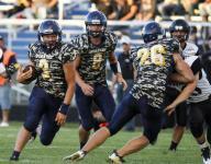 High school football standings