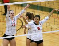 HS volleyball: Lawrence North beats No. 1 Cathedral