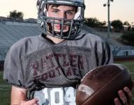 Rattlers kicker a true weapon on the football field