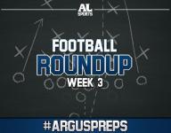 #ArgusPreps Football Roundup: Week 3