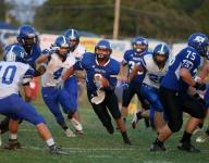 2016 Southern Indiana high school football sectional draws